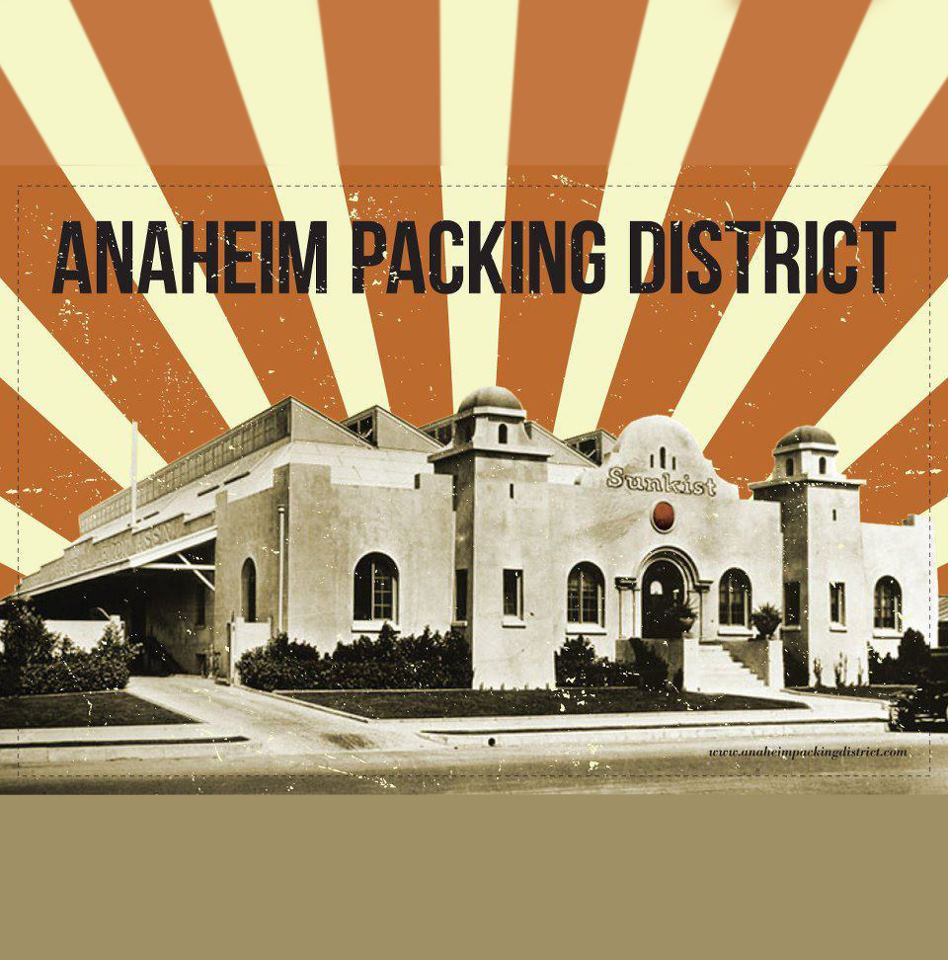 The Anaheim Packing District