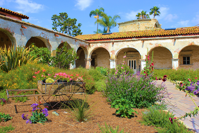 Discovery Cube Coupon >> Mission San Juan Capistrano - 101 Things To Do In Orange ...