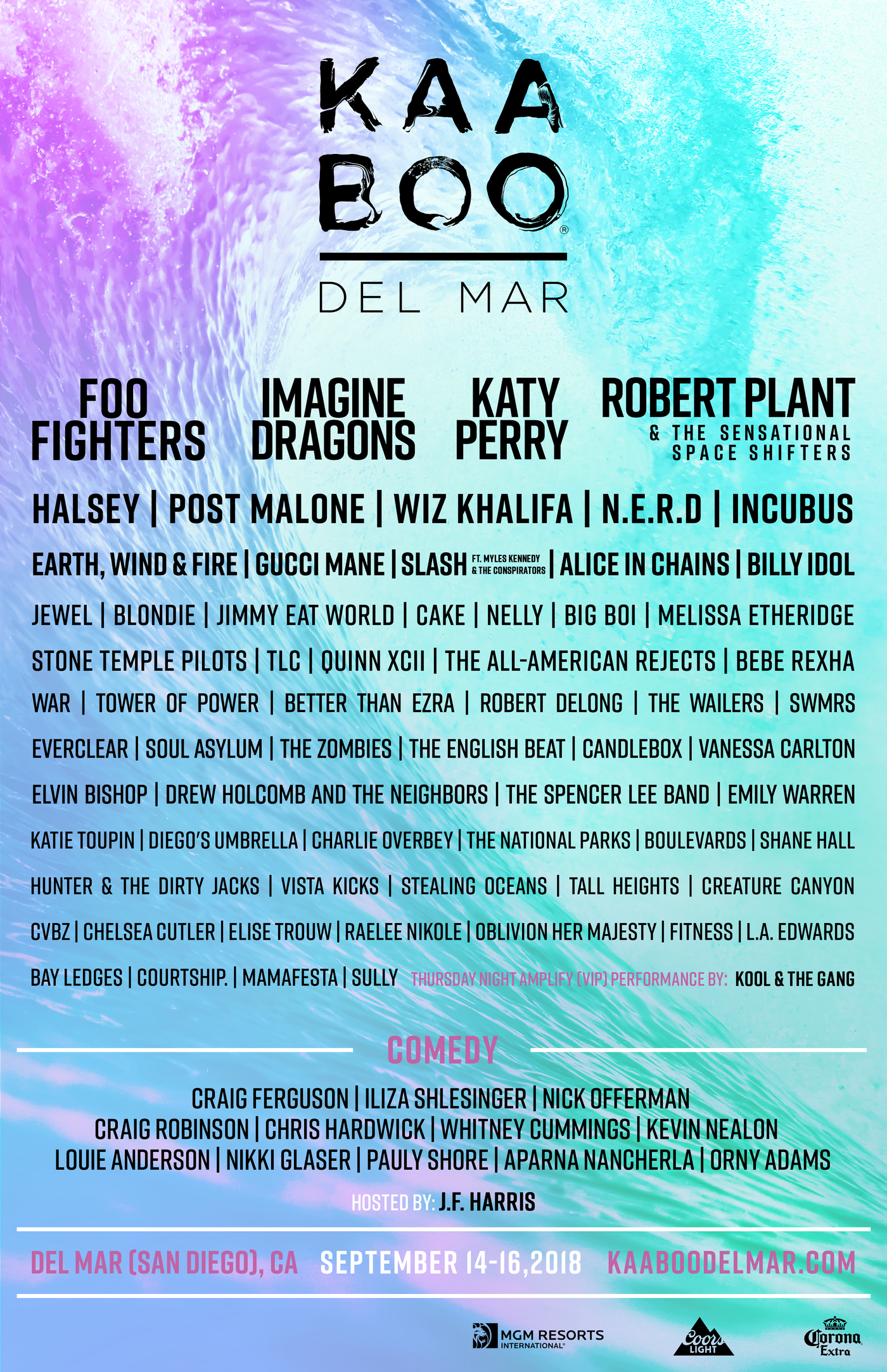 Discovery Cube Coupon >> KAABOO Del Mar - 101 Things To Do In Orange County