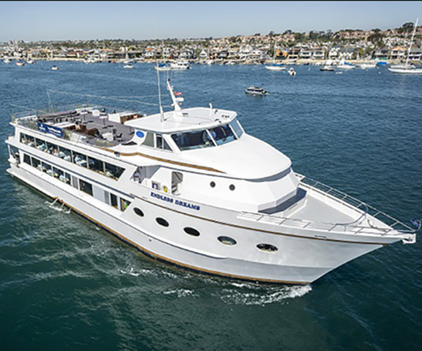New Holiday Lunch Cruises in Newport Beach