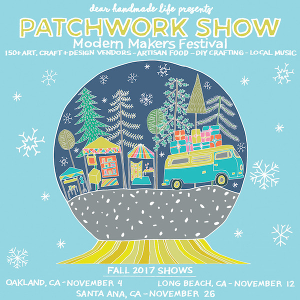 PATCHWORK SHOW: MODERN MAKERS FESTIVAL