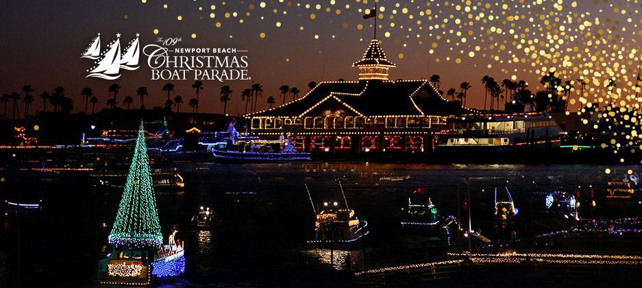 109th newport beach christmas boat parade - Newport Beach Christmas Boat Parade