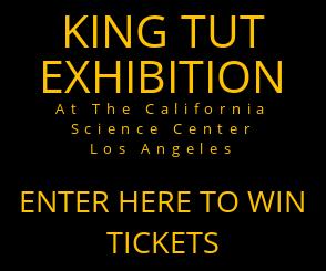 King Tut Giveaway 300 x 250