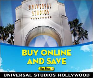Universal Studios 300 x 250