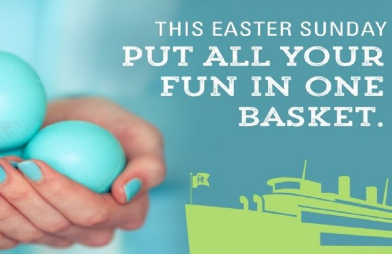 Hornblower Cruises & Events Easter Dining Cruises