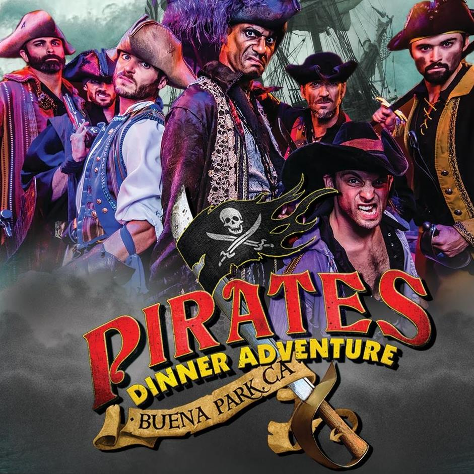 Pirates Dinner Adventure 101 Things To Do In Orange County