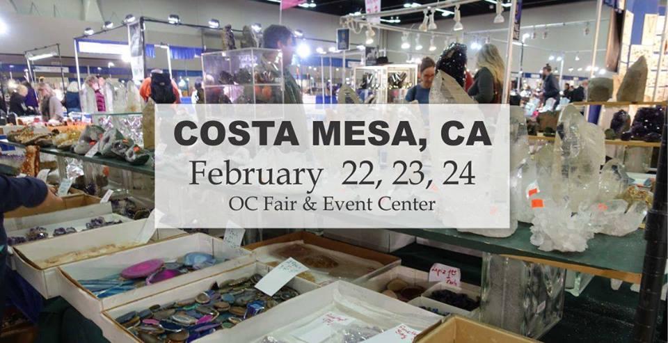 Gem Faire in Costa Mesa, CA