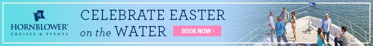 Hornblower Newport 2019 Easter 728 x 90