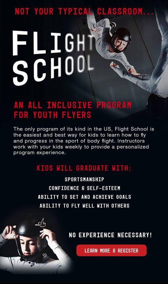 Flight School iFLY Oceanside