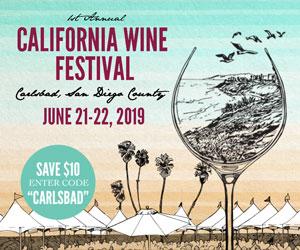 California Wine Festival 2019 300 x 250