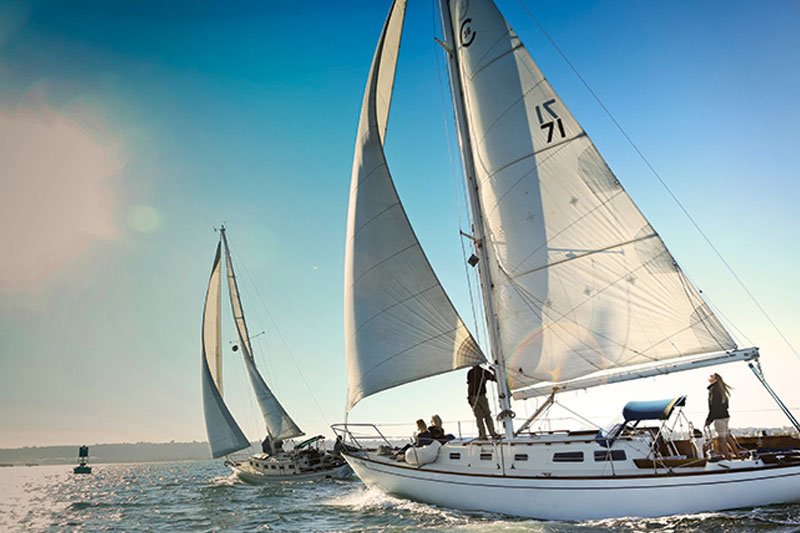 San Diego Sailing Tours 101 Things To Do In San Diego