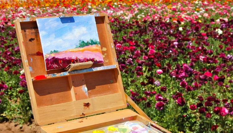 Flower Fields Arts & Crafts
