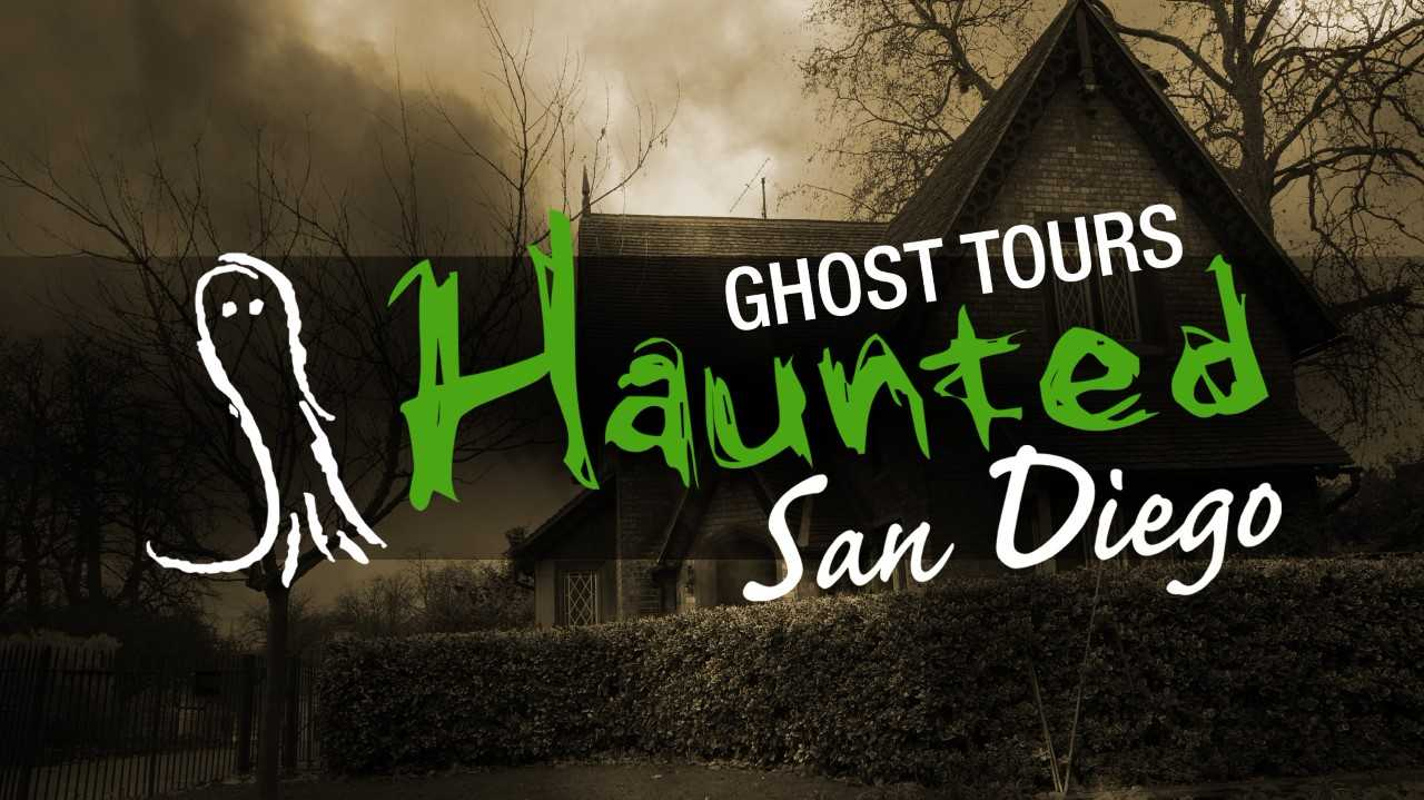 Haunted San Diego Ghost Tours Coupons