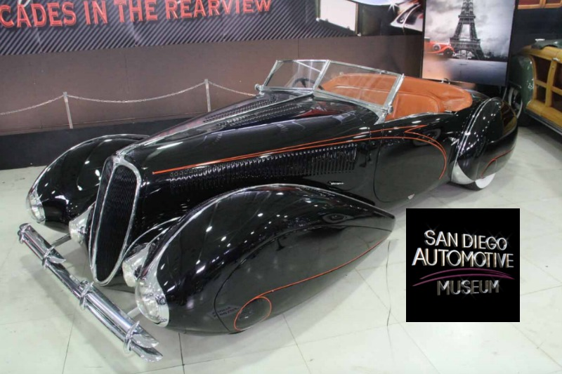 San Diego Automotive Museum: 101 Things To Do In San Diego