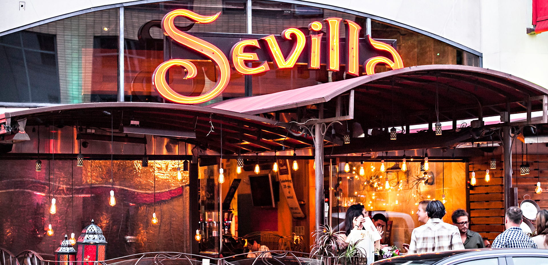 Cafe Sevilla San Go 101 Things To Do In