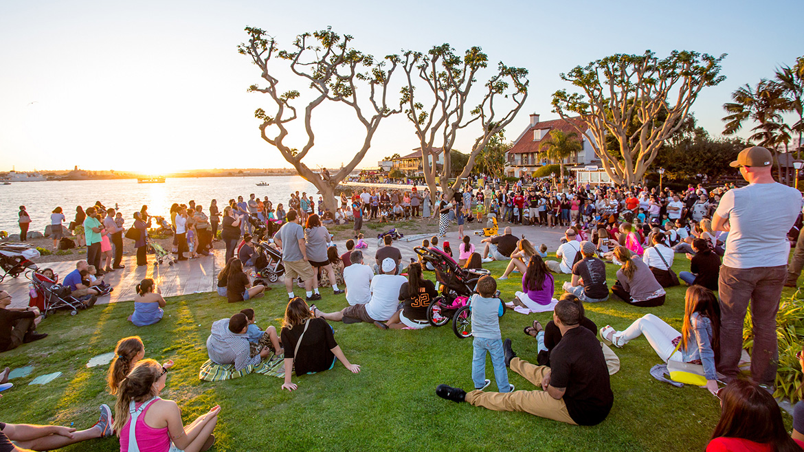 Seaport village 101 things to do in san diego - Garden state plaza mall restaurants ...