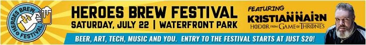 Heroes Brew Festival