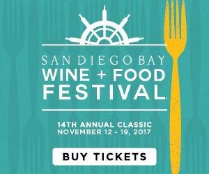 San Diego Bay Wine & Food Festival 300 x 250