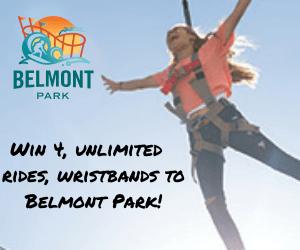 Belmont Park Contest 300 x 250