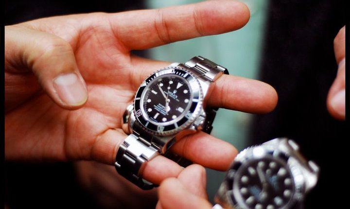 Jewelers Exchange Watch