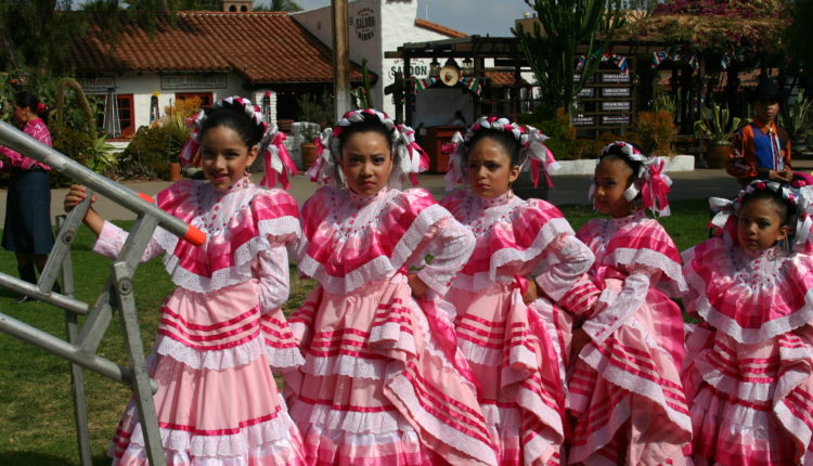 Folklorico Competition Old Town 2