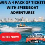 San Diego Speedboat