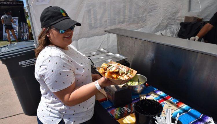 Bayside Brew Fest nachos