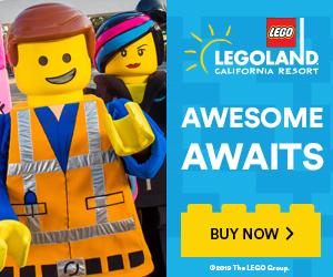 Legoland 2019 Sidebar 300 x 250