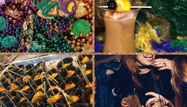 Gaslamp Mardi Gras Big Easy Bites & Booze Tour