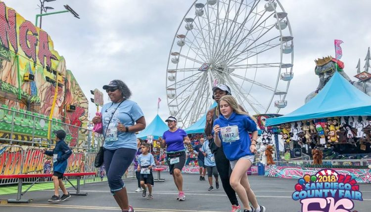 San Diego County Fair 5k